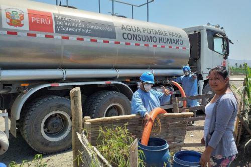 El agua potable es un recurso vital para enfrentar la pandemia del coronavirus.