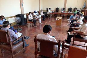 La municipalidad provincial de Ferreñafe aprobó la conformación de una brigada de intervención epidemiológica. Foto: Municipalidad de Ferreñafe