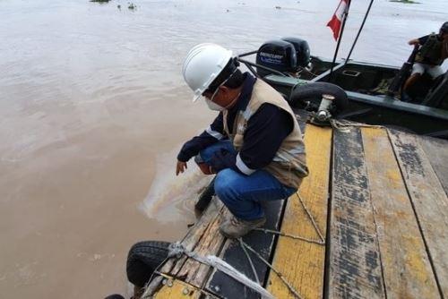 Profonanpe lanza convocatoria para elaborar planes de rehabilitación de zonas afectadas por contaminación por hidrocarburos en la cuenca del río Marañón, en Loreto. ANDINA/Archivo