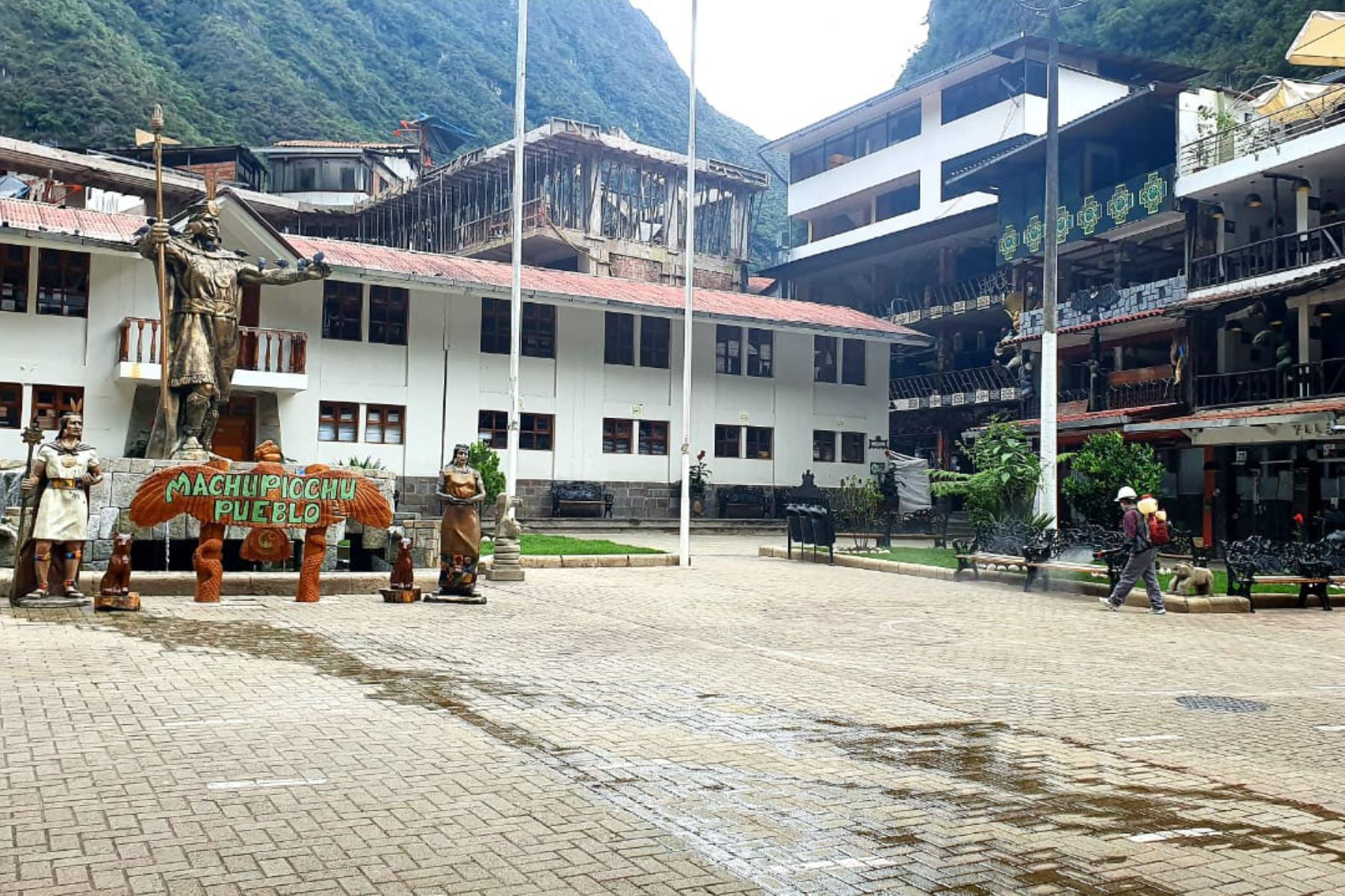 Establecimientos de hospedaje. Foto: ANDINA/Percy Hurtado Santillán