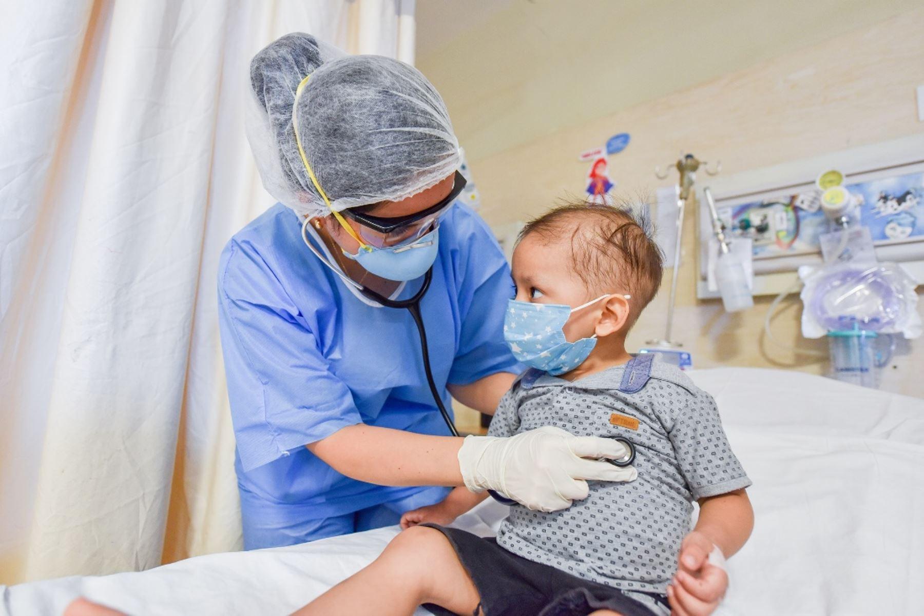 Coronavirus: casos de niños quemados aumentan en 30% durante cuarentena. Foto: ANDINA/Difusión.