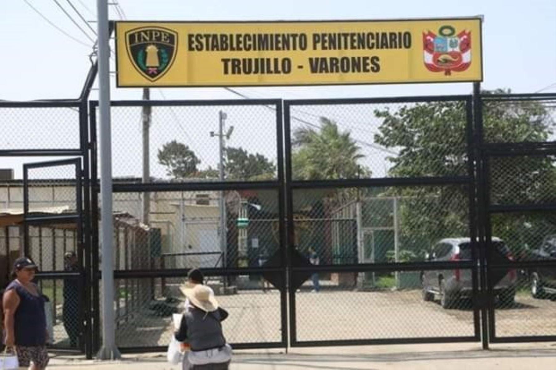 Cinco internos del penal El Milagro de Trujillo dan positivo al coronavirus (covid-19).