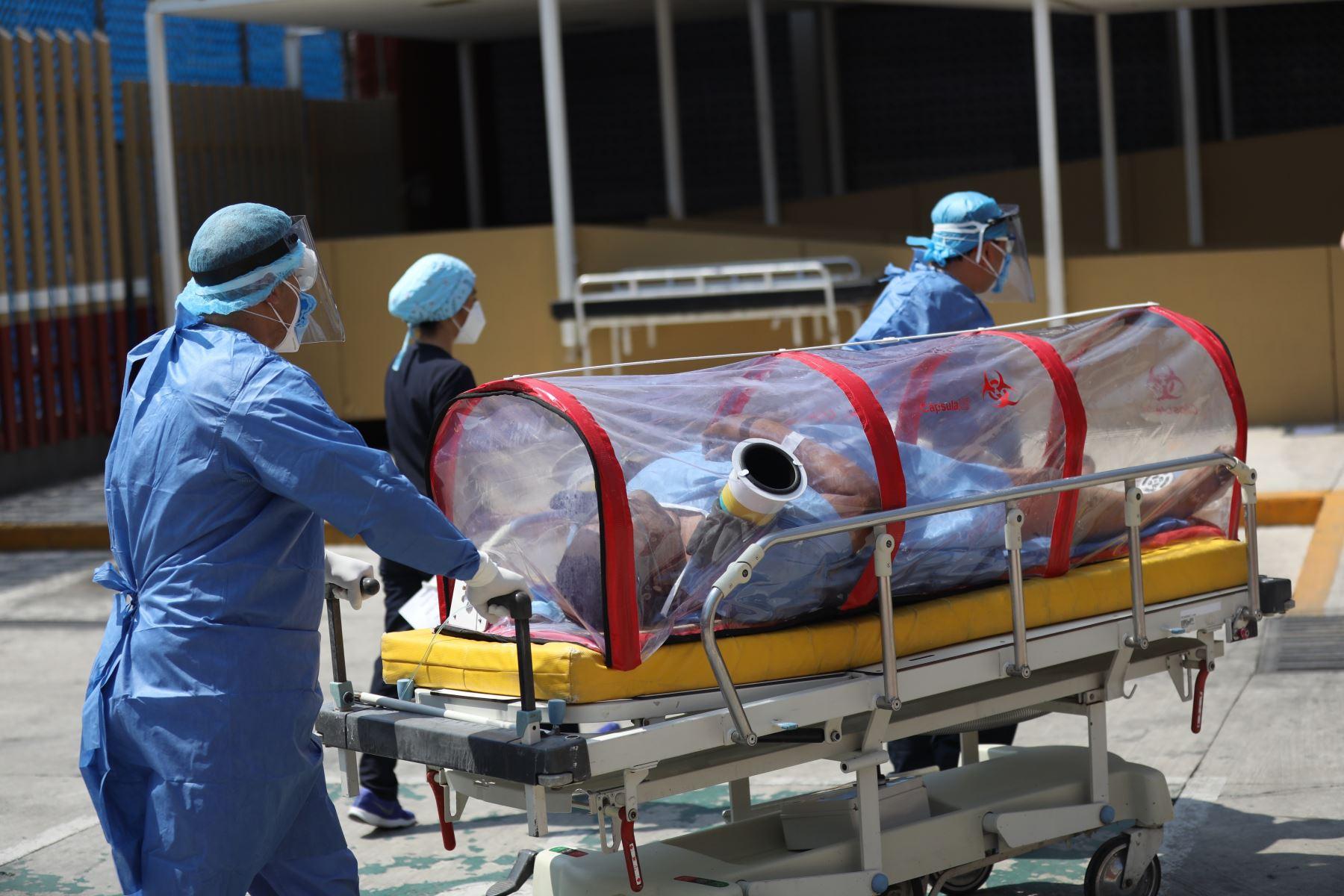 México suma 3,573 muertes y 36,327 casos de covid-19 desde inicio de  pandemia | Noticias | Agencia Peruana de Noticias Andina