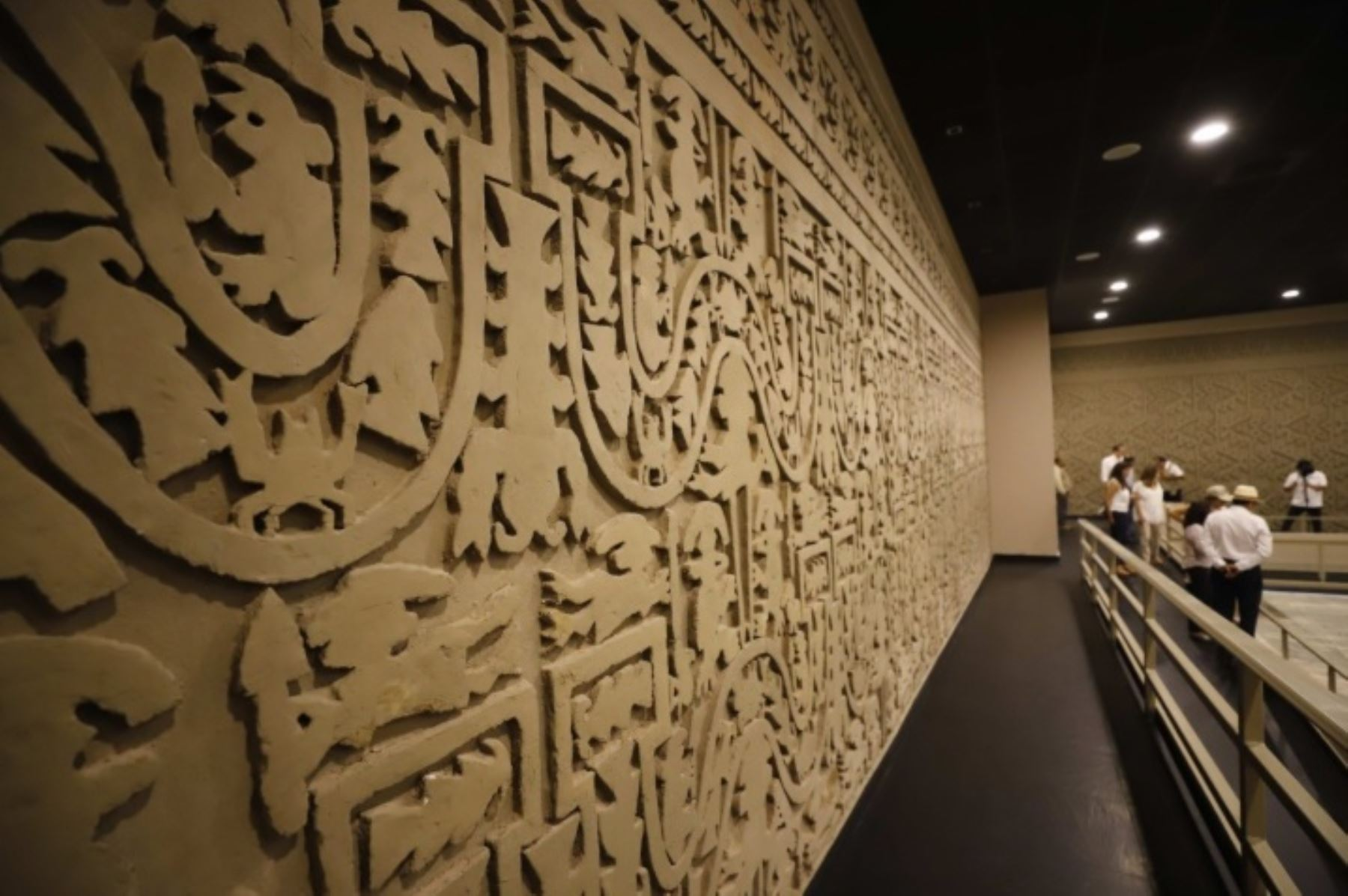 El Museo de Sitio Chan Chan atenderá al público, con todas las medidas de bioseguridad, mañana domingo en una nueva edición del programa Museos Abiertos que impulsa el Ministerio de Cultura. ANDINA/Difusión