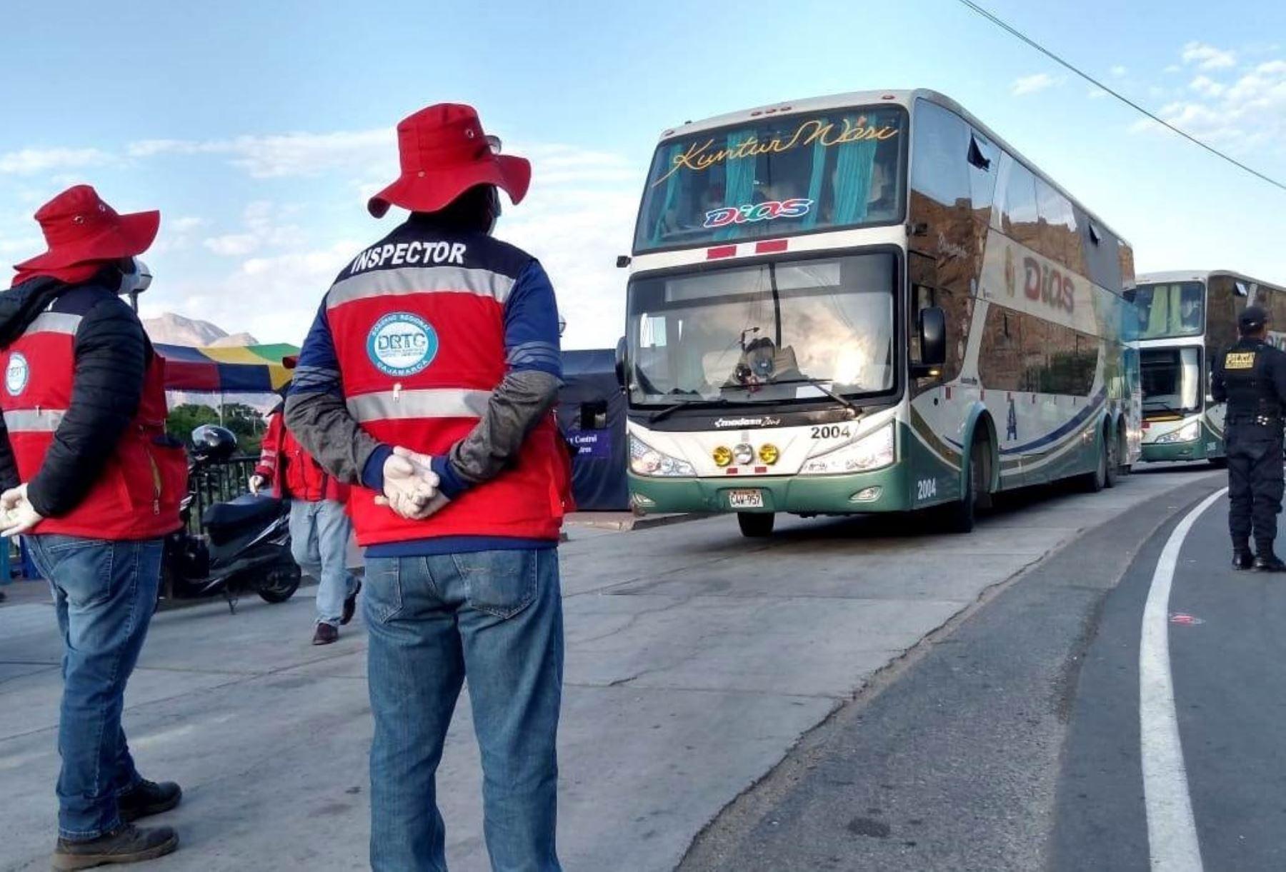 Más de 3,000 pobladores cajamarquinos ya han retornado a su región.