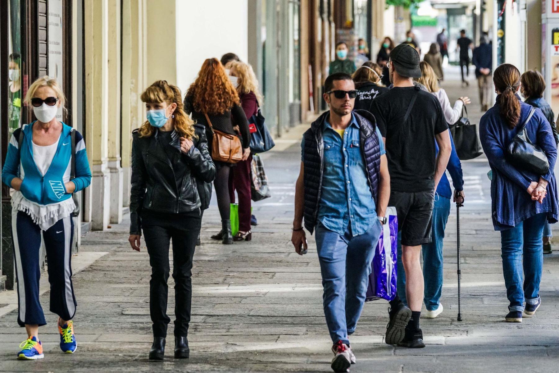 Italia pedirá desde el viernes el pasaporte sanitario a todos los empleados