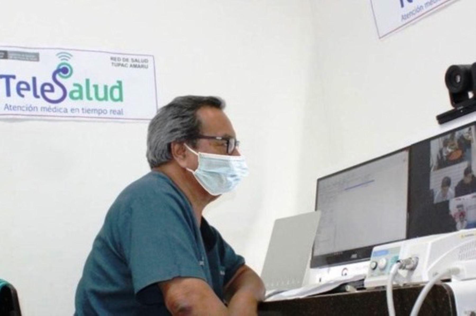 Todos los establecimientos de salud deberán implementar servicios de telesalud. Foto: ANDINA/Difusión.
