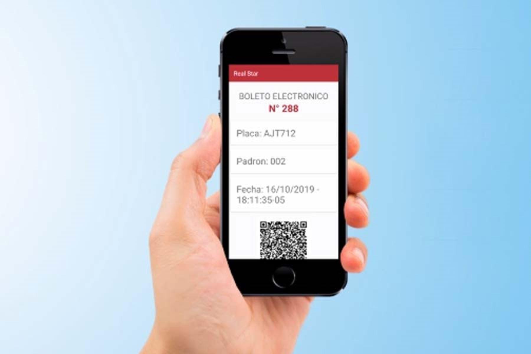 La app Pagabus estará disponible en Android.