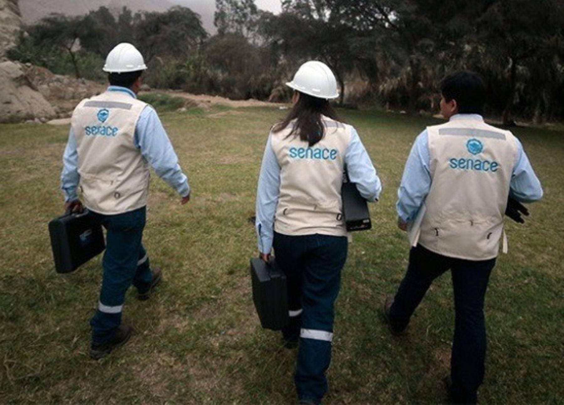 Senace fortalece el proceso de certificación ambiental a nivel intersectorial.