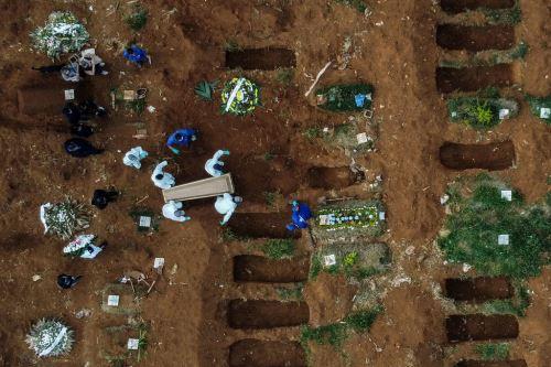 Coronavirus: Brasil registra récord de fallecidos en un día por Covid-19 y supera los 20.000 muertos