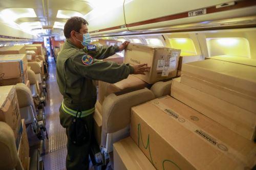 Coronavirus: Minsa envía 5,400 pruebas rapidas y 11,700 equipos de protección personal a Madre de Dios