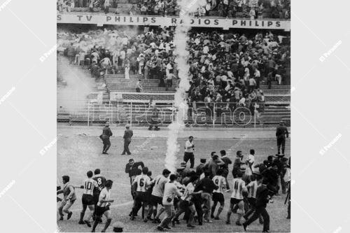 A 56 años de la tragedia del Estadio Nacional que enlutó al país