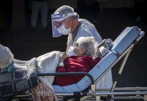 Coronavirus: Chile roza los 74,000 casos
