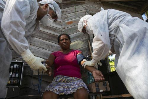 Coronavirus: Brasil roza los 375,000 casos y los muertos suman 23,473