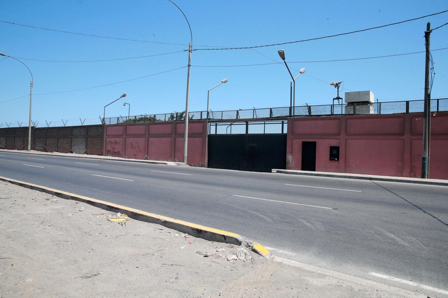 Abimael Guzmán está recluido en la Base Naval del Callao. ANDINA/Vidal Tarqui