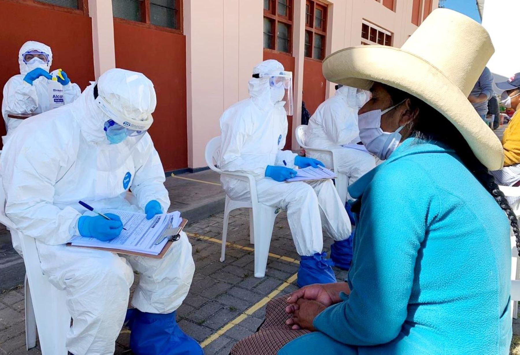 Conoce el exitoso plan que aplicó el Gobierno Regional de Cajamarca para contener la propagación de la pandemia de coronavirus en la región. Foto: Eduard Lozano