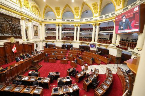 Congreso de la Repúbica  otorga voto de confianza al Gabinete Ministerial