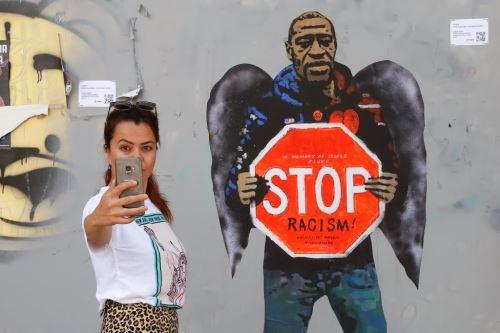 Ciudadanos de distintas partes del mundo protestan en rechazo a la muerte de George Floyd