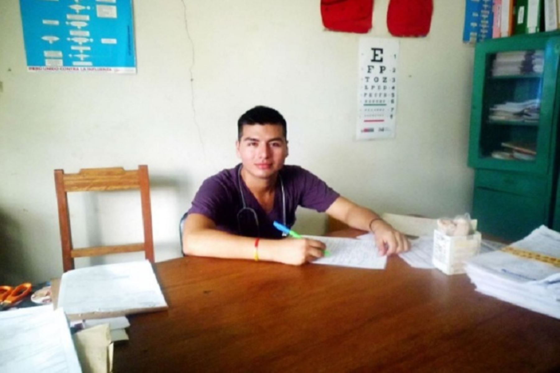 Coronavirus: médico de 30 años fallece combatiendo al covid-19 en Chimbote
