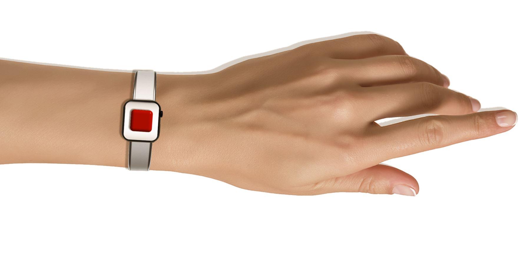 Inventores de la UNI crean pulsera anticontagio para personas con discapacidad visual y auditiva
