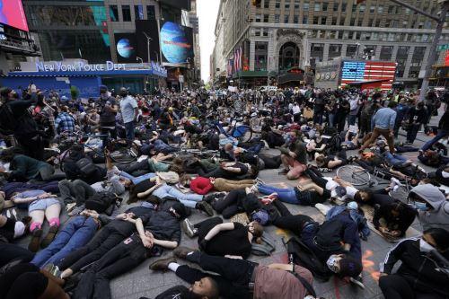George Floyd: Continúan protestas en Estados Unidos contra el racismo policial