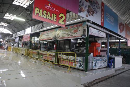 Coronavirus: Produce anuncia la reapertura del mercado San Pedro de Unicachi en Comas