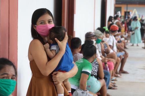 Coronavirus: Campañas de acción cívica en las comunidades de Santa Rosa del Yavarí y Caballococha