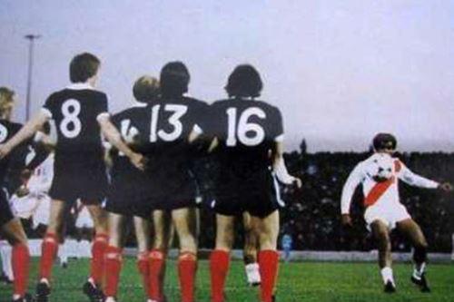 Perú-Escocia: A 42 años del baile al favorito de Mundial Argentina 78