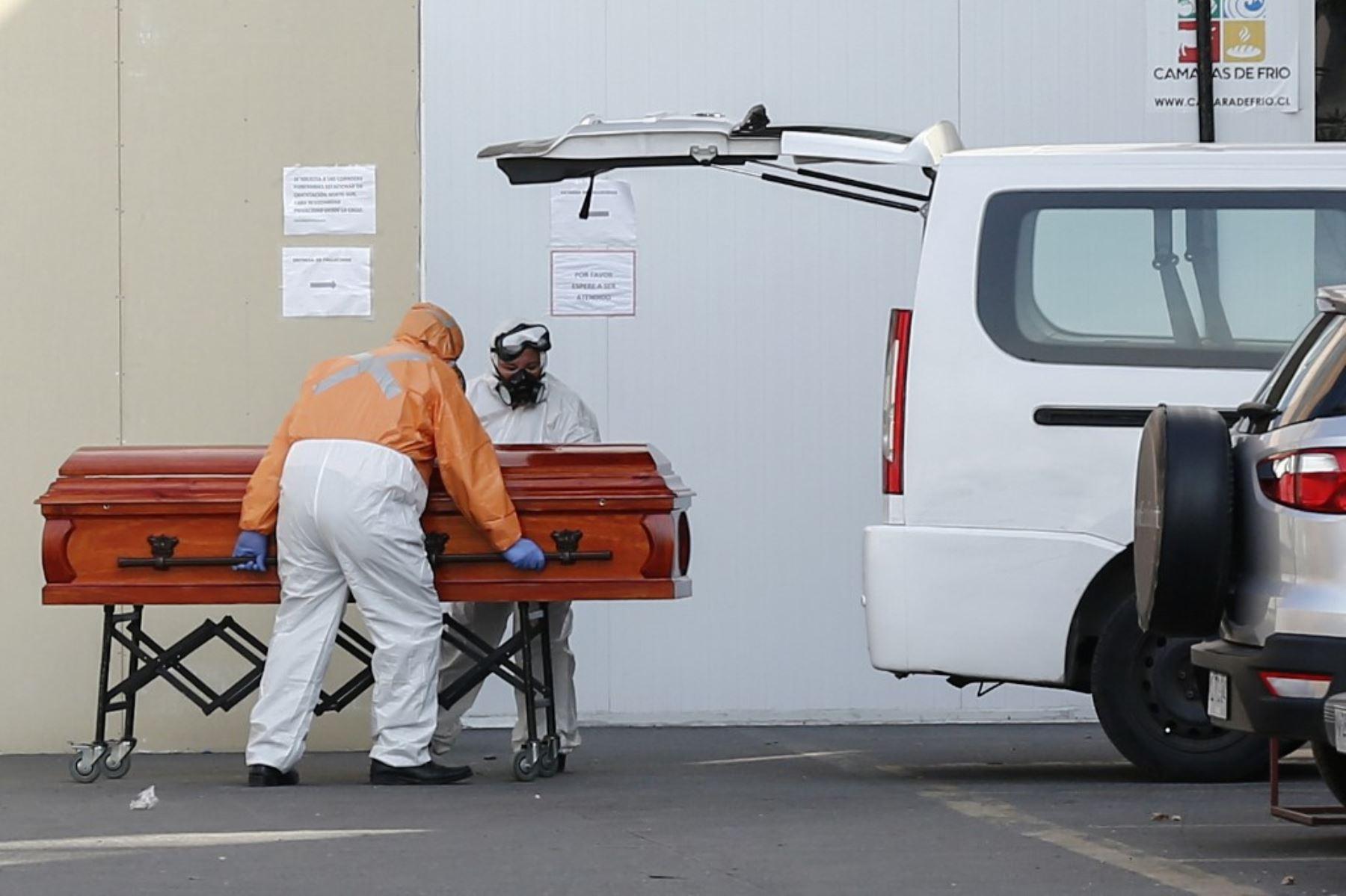 México escala al sexto lugar mundial de muertes con la pandemia ...