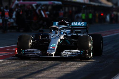Los pilotos Mercedes regresarán a la pista la próxima semana en el circuito inglés de Silverstone