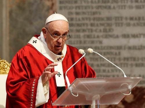 Papa Francisco. Foto: EFE