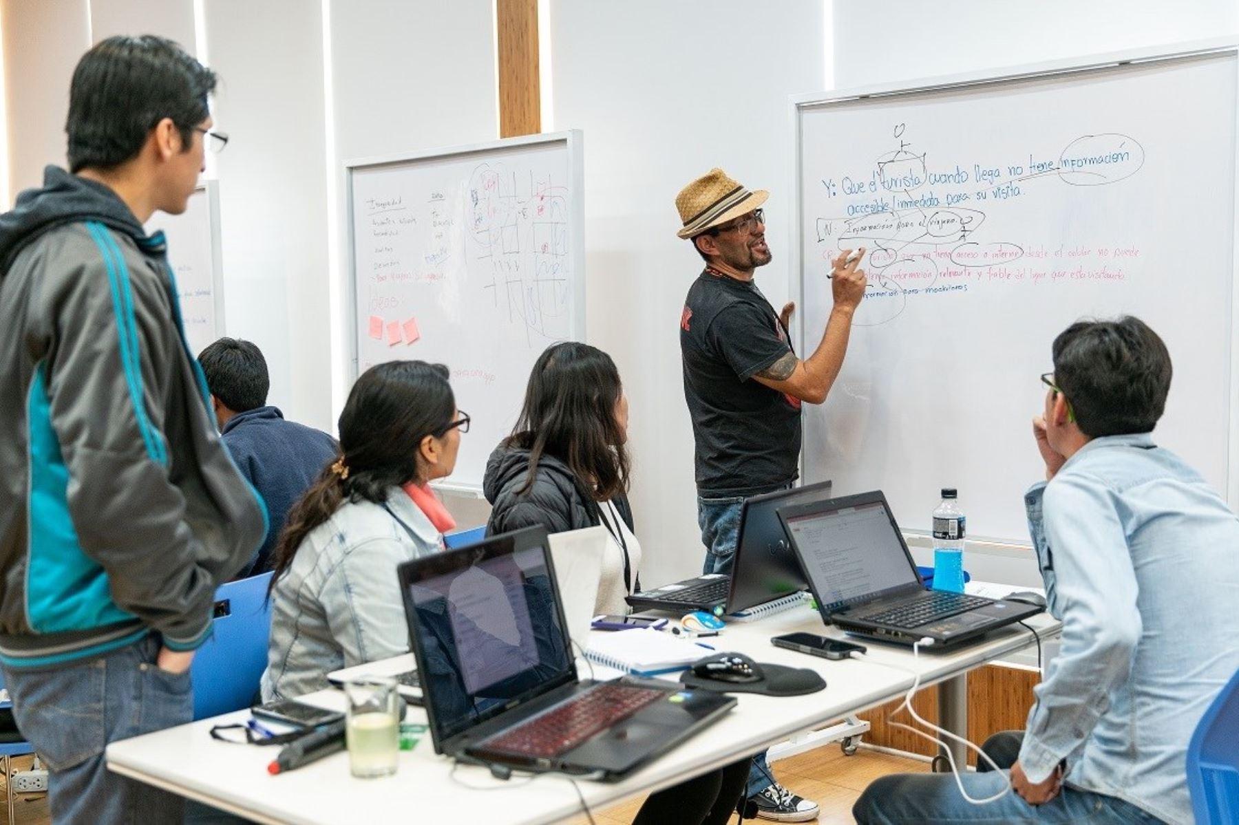 Innovadores presentarán sus propuestas en primera hackatón de turismo que organiza Promperú. ANDINA/Difusión.