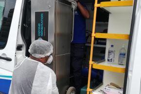 """La propuesta de la  Universidad Nacional Agraria La Molina y la empresa peruana Tecnofood SAC fue premiada en el concurso """"Proyectos Especiales: Respuesta al COVID-19"""" del Concytec"""