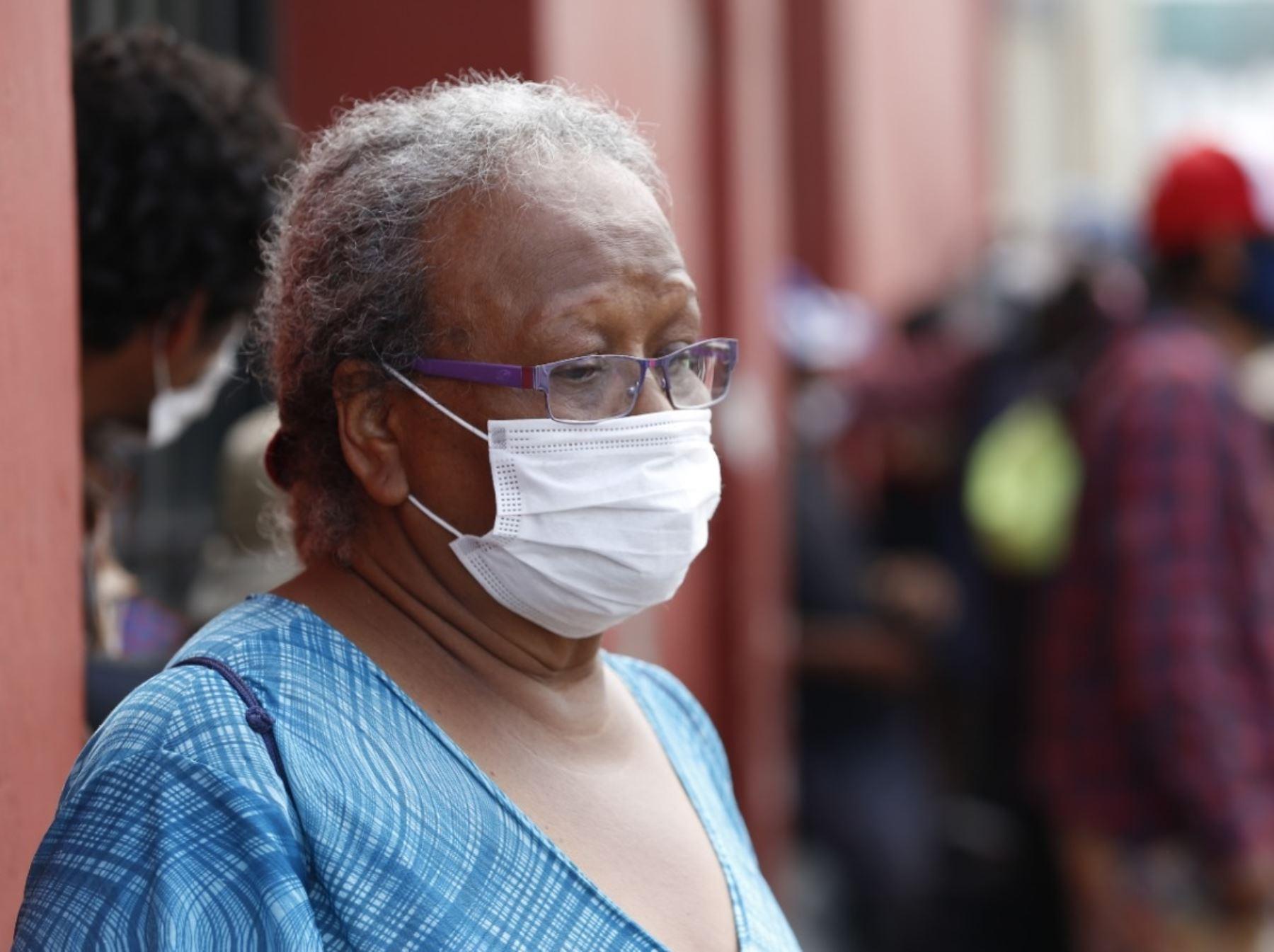 La cuarentena ha generado que los adultos mayores presenten cuadros de depresión. Foto: Sisol Salud