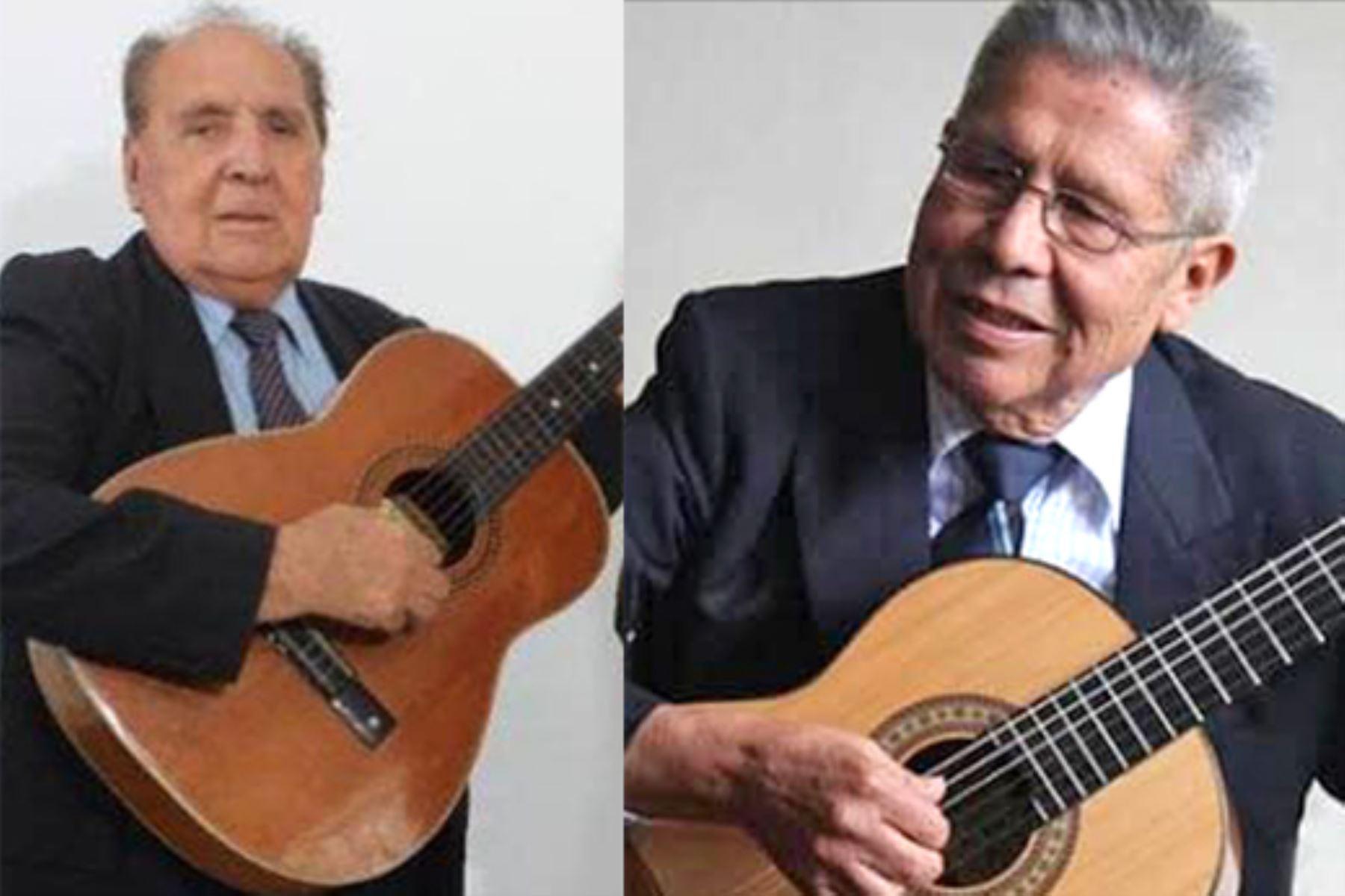 Dos leyendas del género vernacular tradicional partieron de este mundo. ANDINA/Difusión
