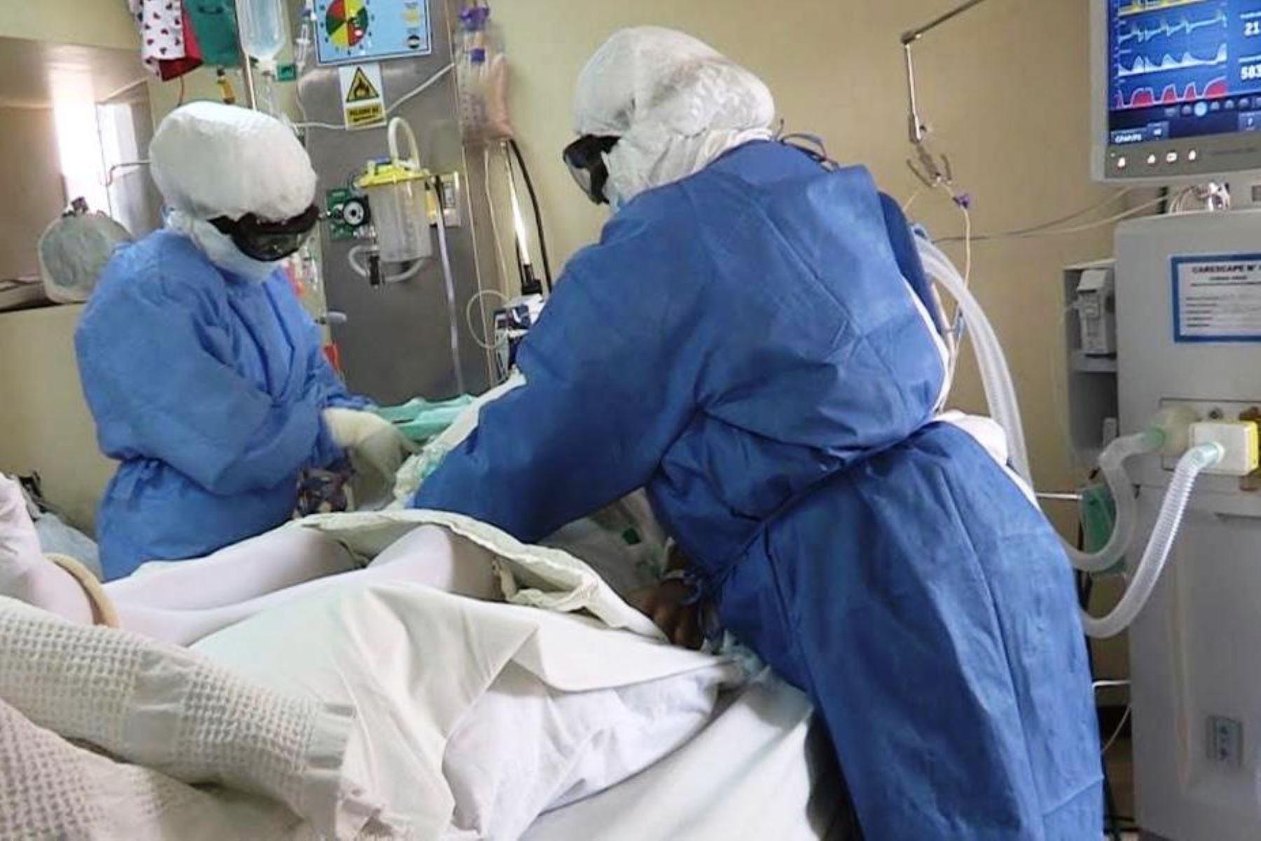 ¡Guerreros! 50 pacientes con cáncer lograron vencer la covid-19 en el INEN. Foto: ANDINA/Difusión.