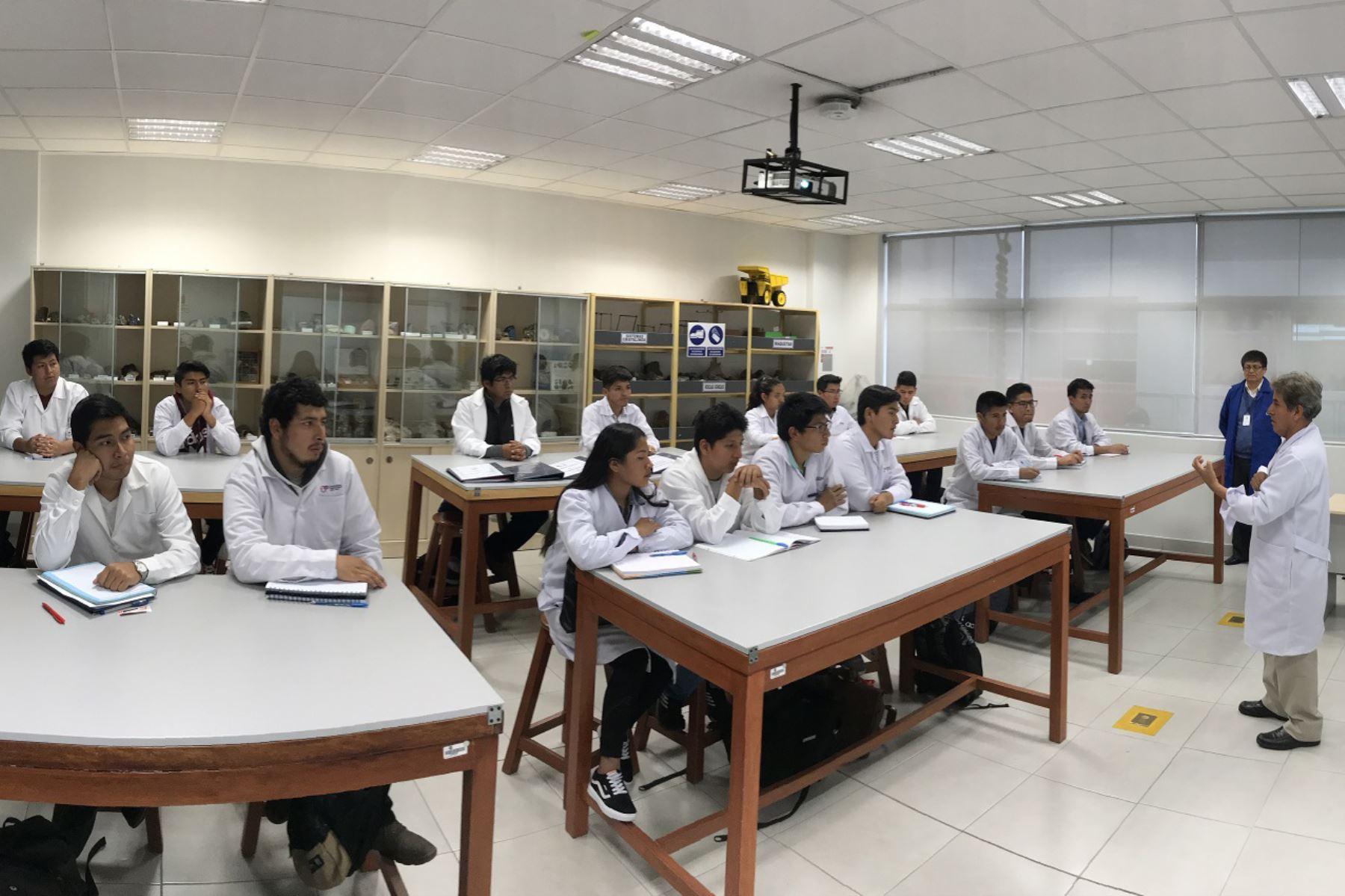 Todas las filiales de la Universidad UTP fueron supervisadas antes del inicio de la pandemia. Esa casa de estudios logró el licenciamiento en el año 2019.