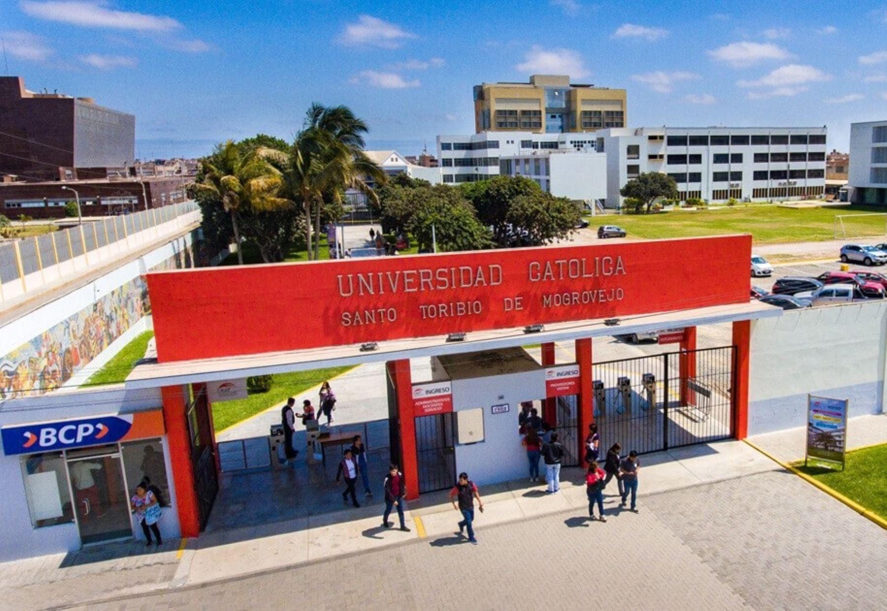 Universidad Católica Santo Toribio de Lambayeque registra medición de huella de carbono en plataforma del Ministerio del Ambiente.