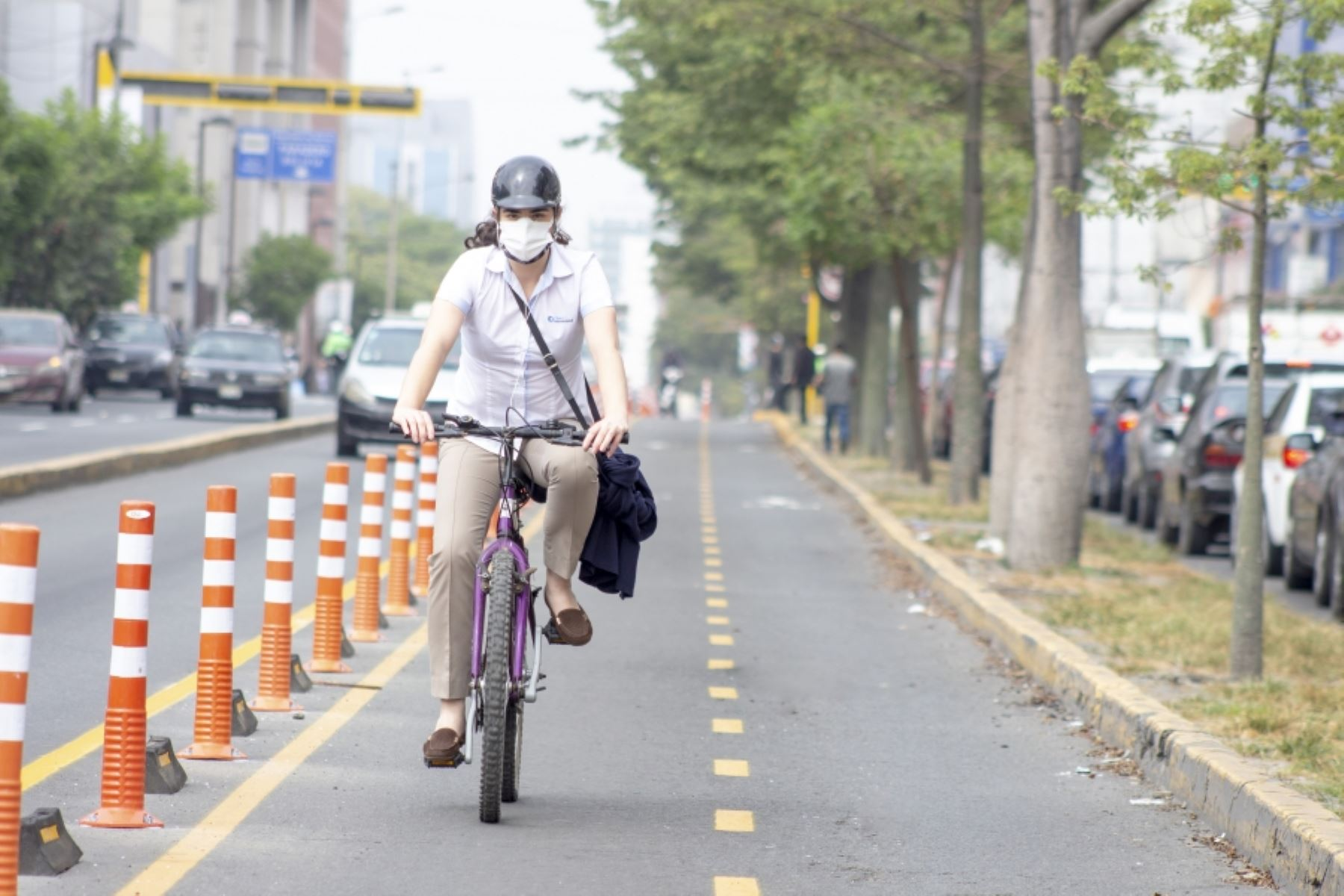 Solo el 3% de limeños usa la bicicleta de manera regular, revela estudio, Foto: ANDINA/Difusión.