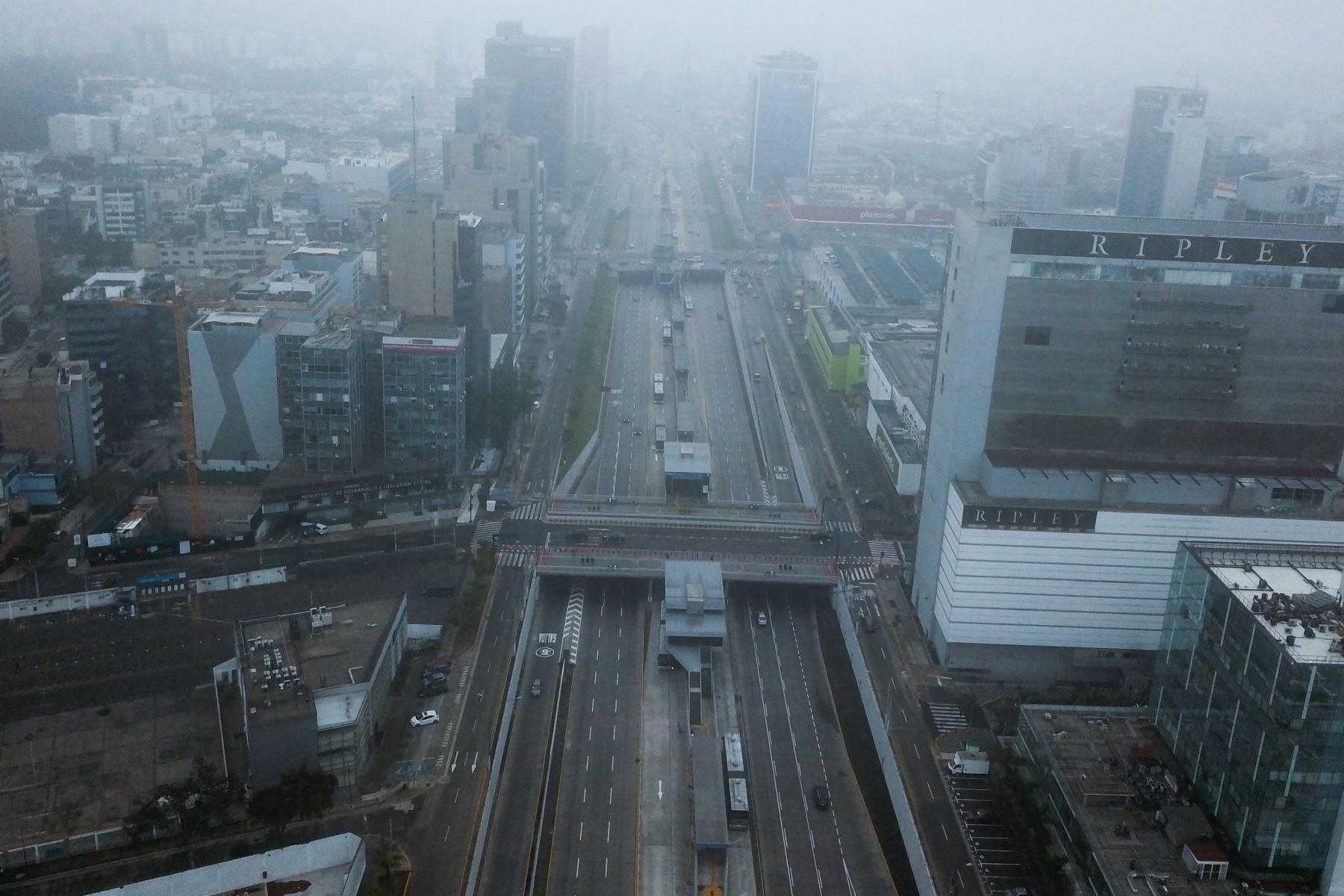 La humedad en Lima no deja de incrementarse y desde esta semana ha superado el 90%. Foto: ANDINA/Juan Carlos Guzmán