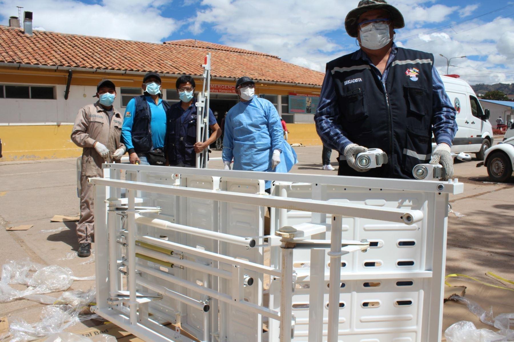 Un total de 36 distritos de diversas provincias de la región Cusco están libres de coronavirus al no presentar hasta el momento un solo caso positivo de la enfermedad.