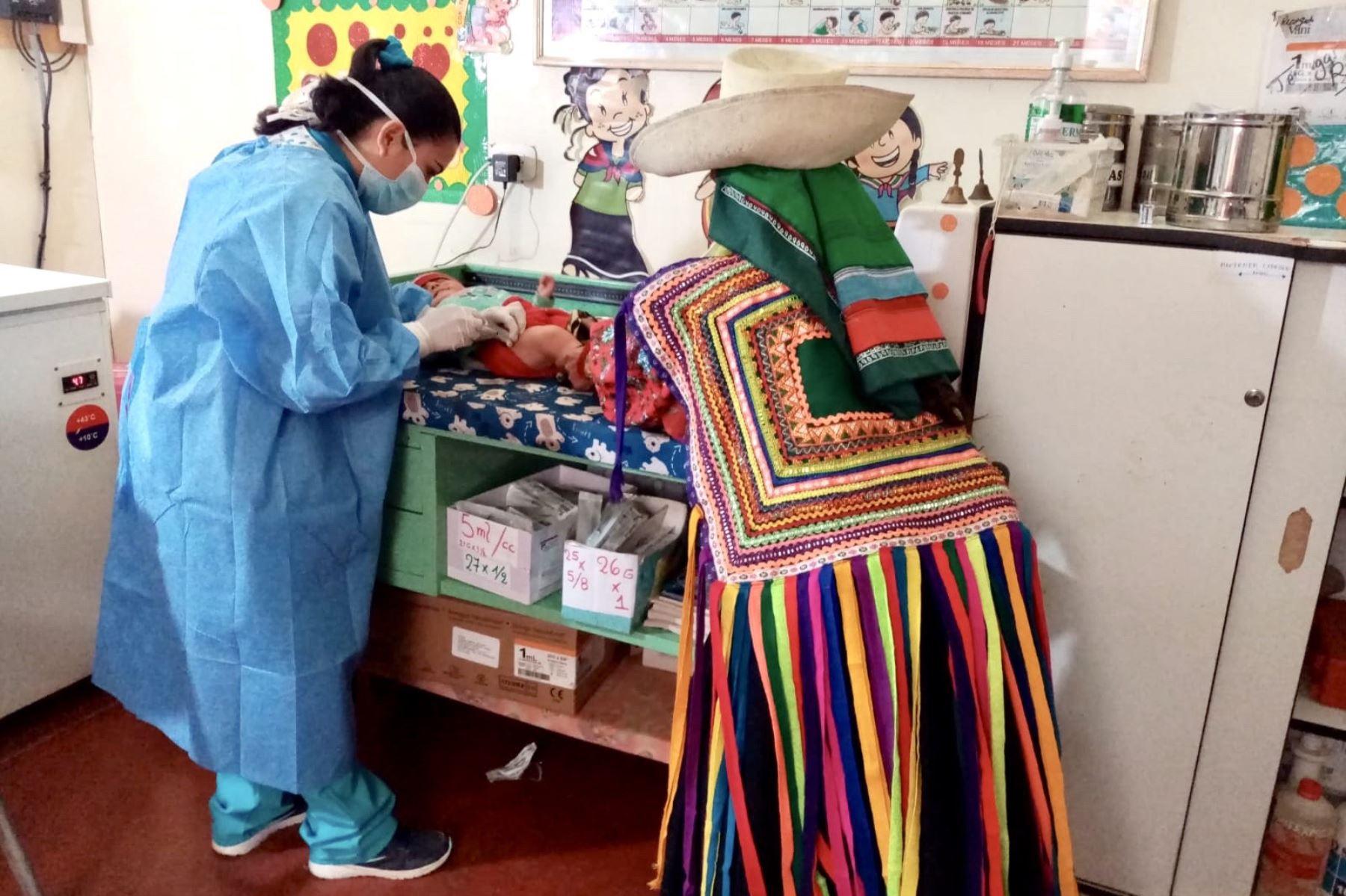 La Geresa Lambayeque publicó la alerta epidemiológica ante bajas temperaturas para prevenir enfermedades respiratorias. Foto: ANDINA/Difusión