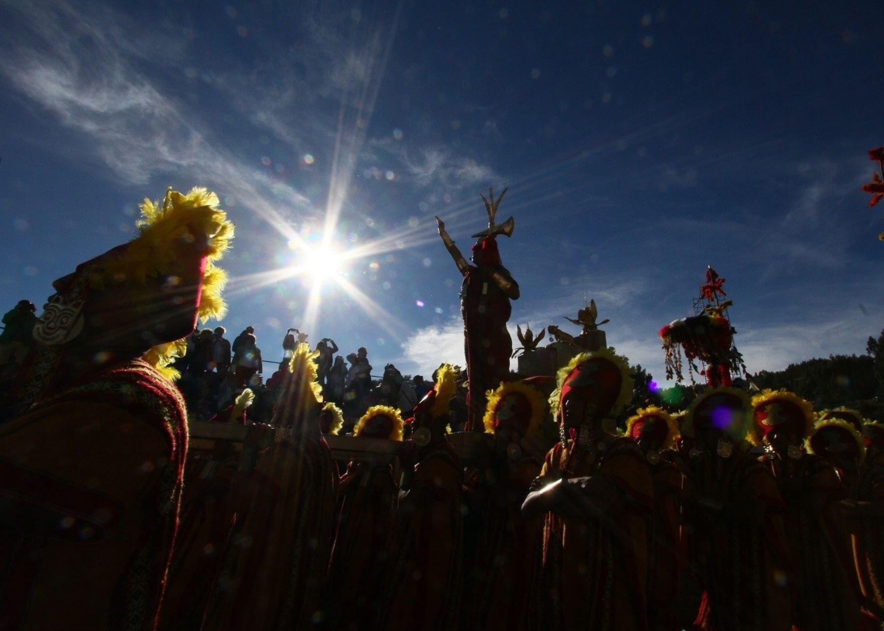 Cusco celebró de manera virtual la tradicional fiesta del Inti Raymi que transmitida por redes sociales y otras plataformas de internet.
