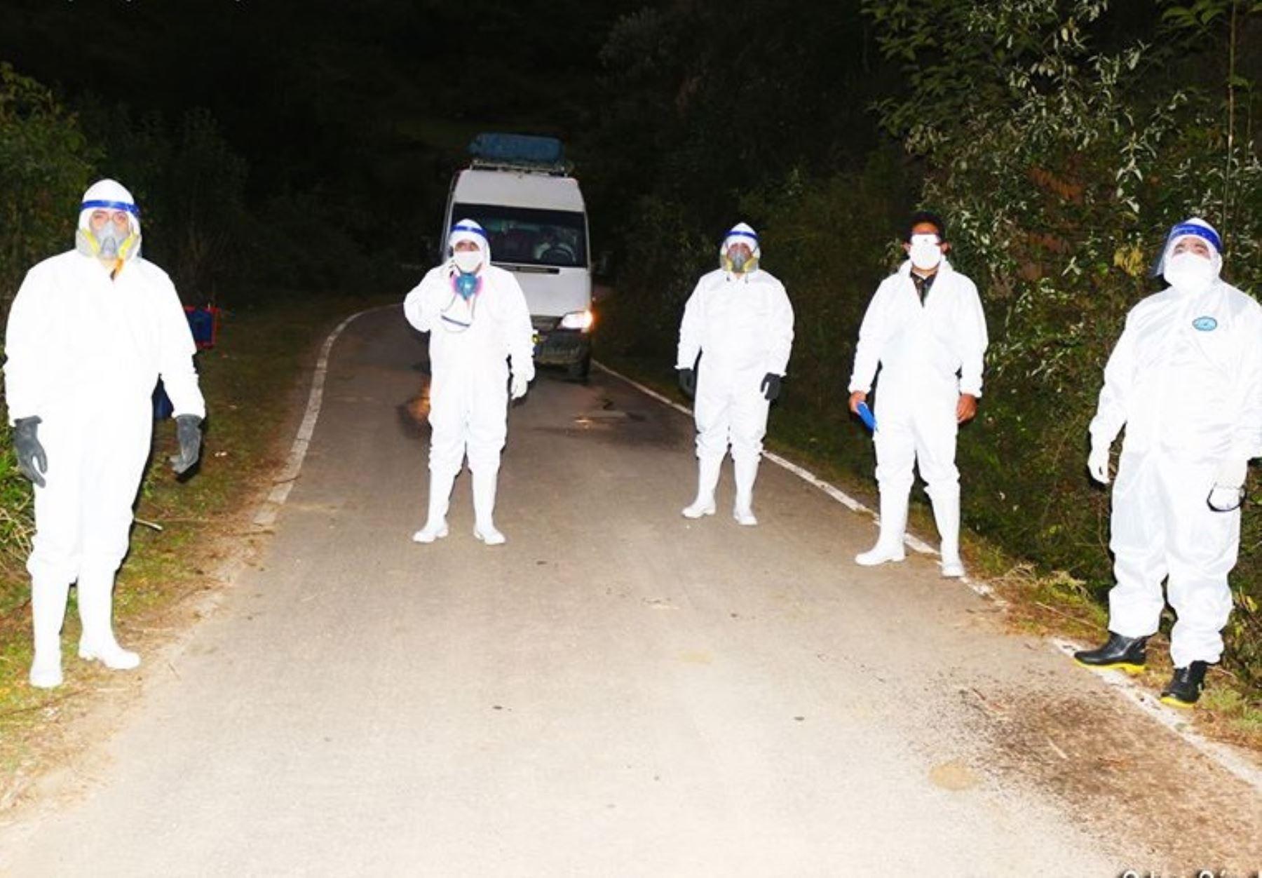 Una buena noticia. 16 distritos de la zona andina de La Libertad no han reportado hasta hoy casos de coronavirus gracias al trabajo conjunto de autoridades y pobladores.