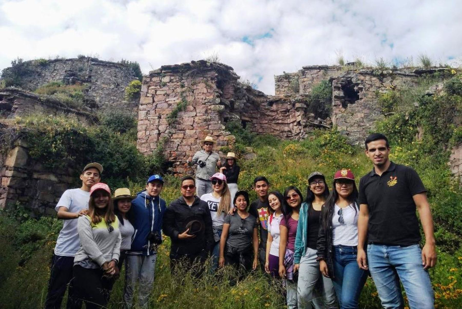 ¡Excelente! Estudiantes de San Marcos ganan competencia mundial sobre turismo. Foto: ANDINA/Difusión.