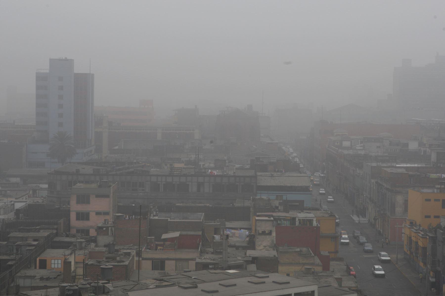 Los distritos costeros de Lima serán los primeros afectados con las lloviznas Foto:ANDINA/Difusión