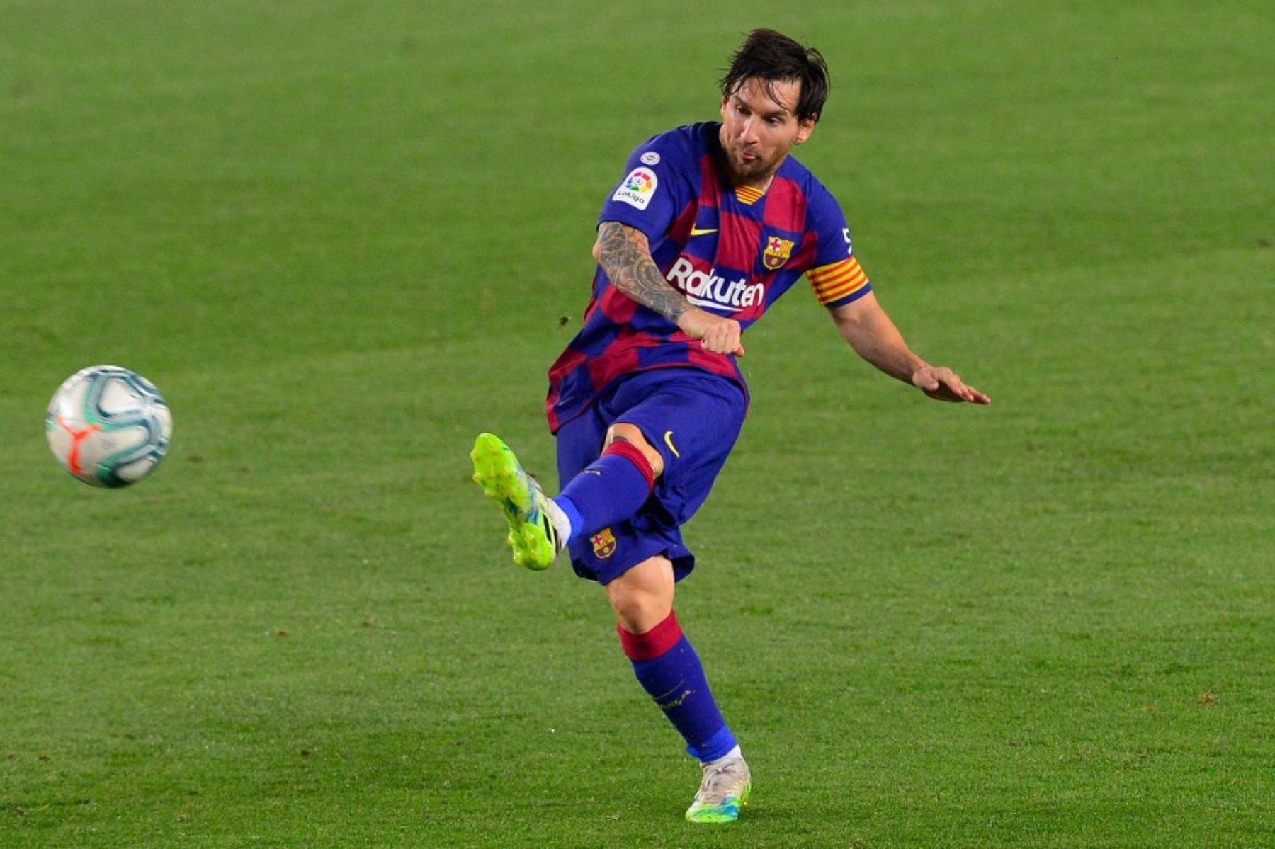 """""""Messi es importante para nuestra competición"""", dice presidente de LaLiga   Noticias"""