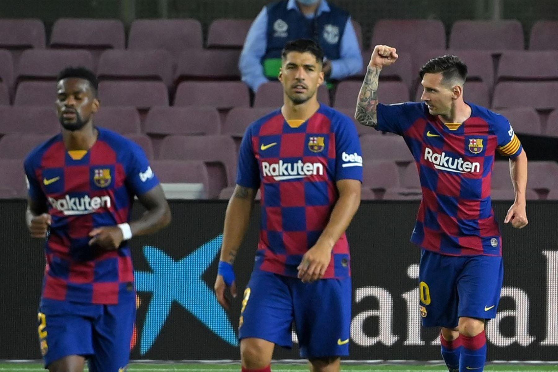 Messi anotó su gol número 700 de su carrera deportiva