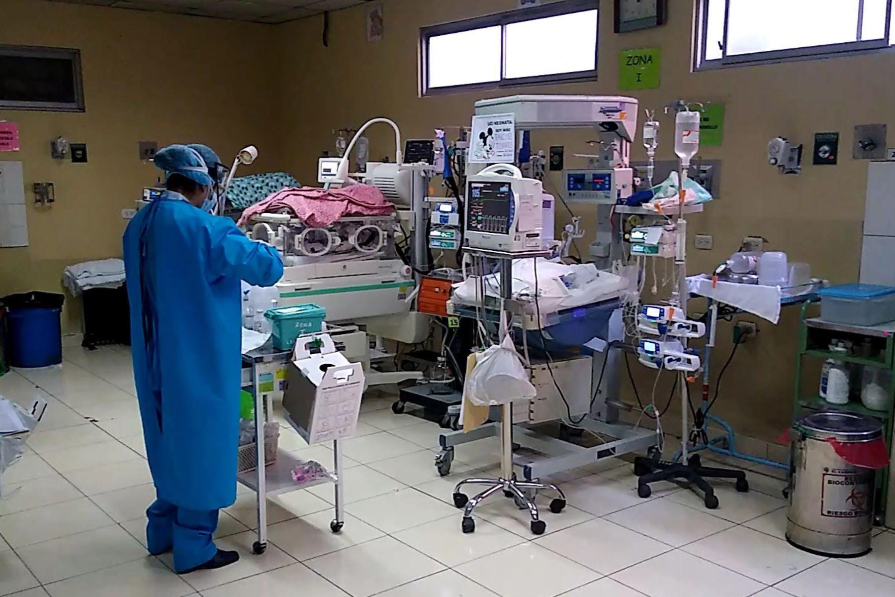 Aumenta el número de casos de coronavirus entre niños menores de 15 años en Junín.