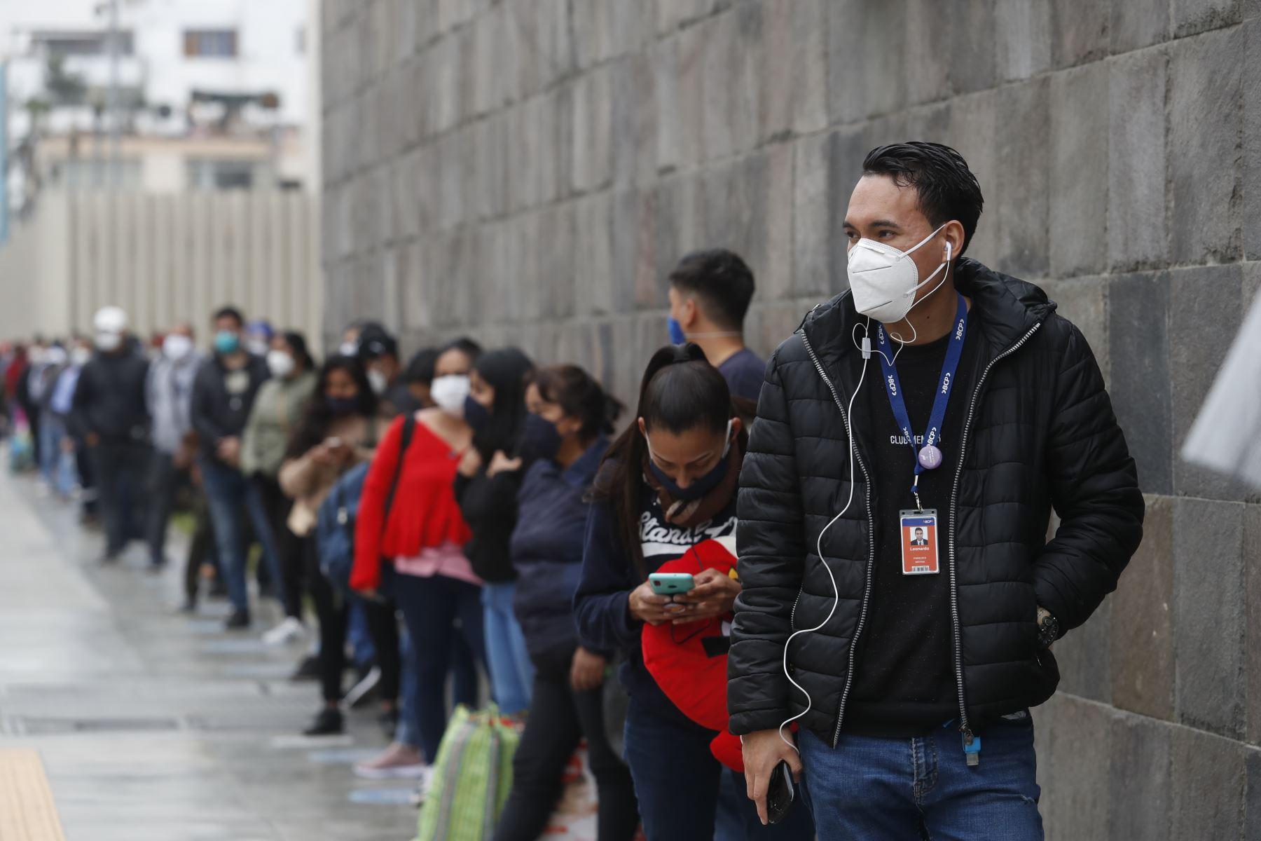 Suman 138 las provincias del Perú donde ya no regirá la cuarentena focalizada desde mañana domingo 20 de setiembre, debido a que se logró controlar el impacto de la pandemia del covid-19. Foto: ANDINA/Renato Pajuelo.